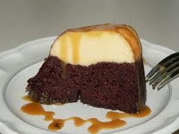 flan cake