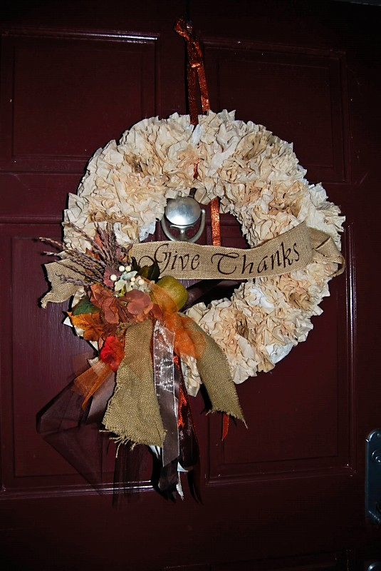 thanksg wreath