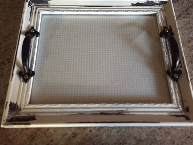 Deseret Industries Picture Frame Trays Mommahill
