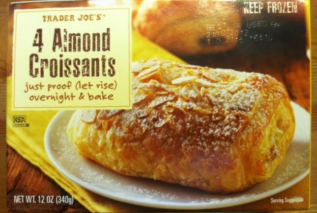 tj almond croissants