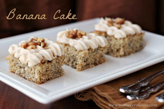 banana cake 1